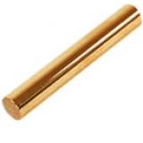 Бронзовый пруток БрАЖМц10-3-1,5, пресс 50x3000
