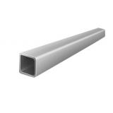 Алюминиевая профильная труба АД31, Т1 80x80x4x6000